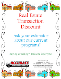 real estate transaction discount