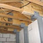 Steel Brace Reinforcements and Tuckpointing