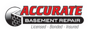 Accurate Basement Repair Logo